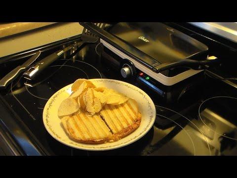 Roast Beef and Swiss Panini Sandwiches