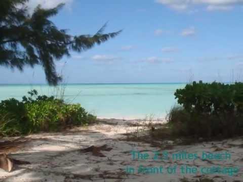 Take a virtual tour of Pink Sands Cottage, Spanish Wells, Eleuthera, Bahamas