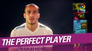 The perfect player for... Sandro, Malaga CF player