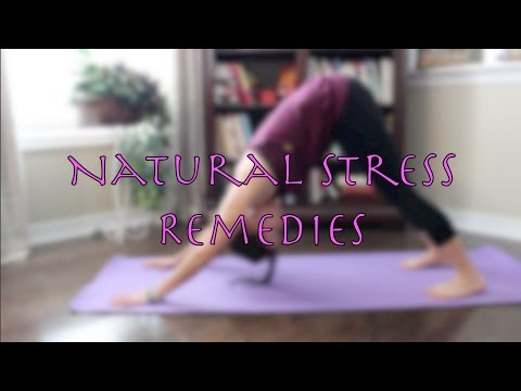 How to Stop Anxiety and Stress: How to Cure Stress and Anxiety Naturally