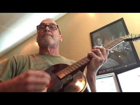 Swing Guitar - playing along with Bobby Darin's AS LONG AS I'M SINGING