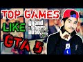 Top 5 Offline GAMES LIKE GTA V Android IOS Download Mp4 Full