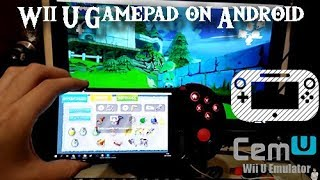 [CEMU Wii U] Gamepad Controller on ANDROID (Ipega Controller + Gyro +  Second Screen] - PlayKindle org