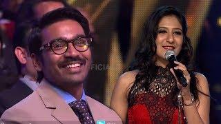 Shweta Mohan Expressing Her Feelings On Dhanush And Anirudh