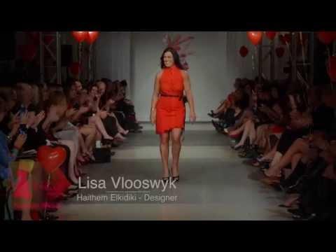 Heart Truth Fashion Show - Calgary 2014