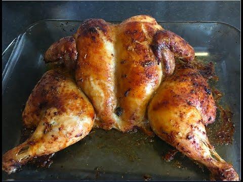 Roast Chicken (Butterfly Method)