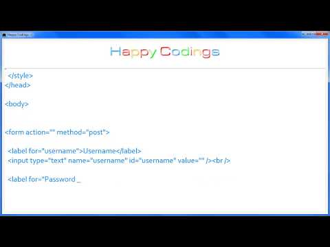 HTML | Input margin bottom