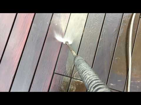 Ipe Deck Cleaning Chicago