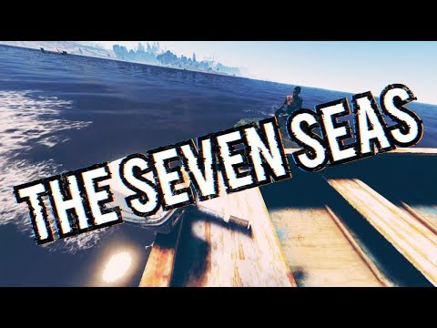 IDIOTS [TRY TO] EXPLORE THE SEVEN SEAS   Rust #2