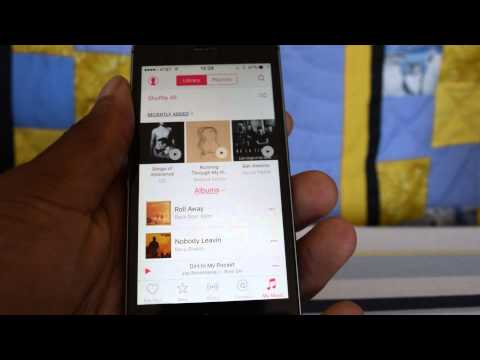 How to shuffle all songs in the Music app in iOS 9 - iPhone Hacks