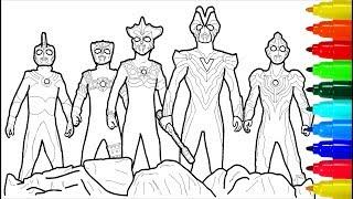 Ultraman Agul Ultraman Zearth Ultraman Mebius Hikari Ginga
