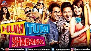 Hum Tum Shabana   Hindi Comedy Movies   Full Hindi Movie   Tusshar Kapoor   Shreyas Talpade