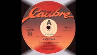 Antonia Rodriguez - La Bamba (single edit) (1979)