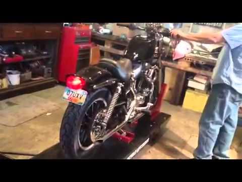 1988 Harley Davidson sportster 1200