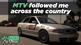 MTV followed me across the country at age 18