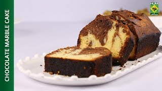Chocolate Marble Cake | Mehboob's Kitchen | Masala TV | Mehboob Khan