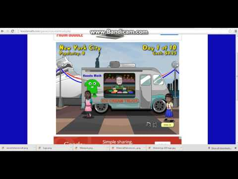 Lets play - Ice cream truck #1 [Philadelphia - New york]
