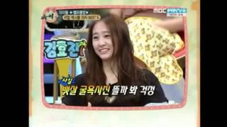 111210 - Krystal [f(x)] - #3. Real Sexy Female Idol @ MBC Weekly Idol