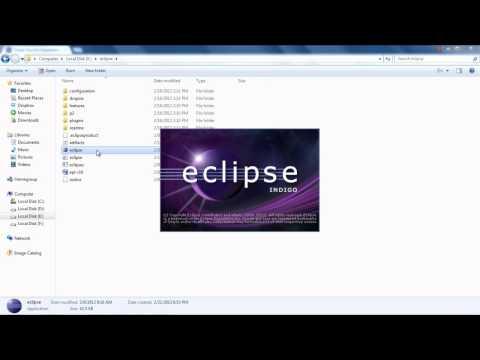 How to Update Eclipse Helios to Indigo