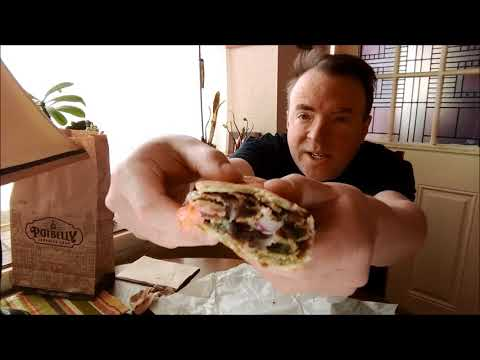 Potbelly Sandwich Shop - Gyro Flats Review
