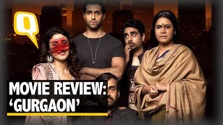 'Gurgaon' Review: Silences Say More Than Words in This Noir Drama - The Quint