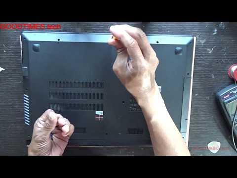 Lenovo V110 How To Replace Bios Battery