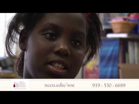 North Carolina Central University - School of Education - Excellent Teachers