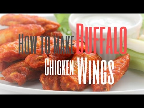How to Make Hooters Buffalo Style Wings!