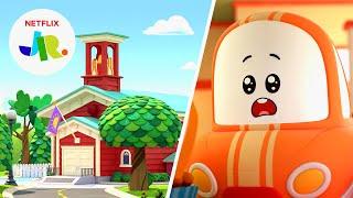 Back to School Episode Mashup ✏️ Go! Go! Cory Carson   Netflix Jr