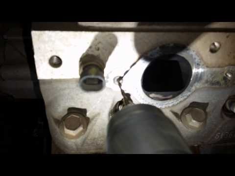 Proper way to remove broken exhaust manifold bolt