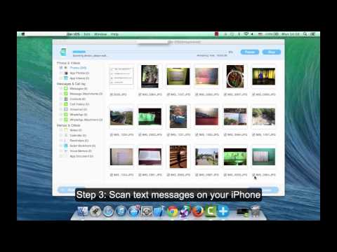 How to Recover Lost Text Messages on iPhone 6/5/4