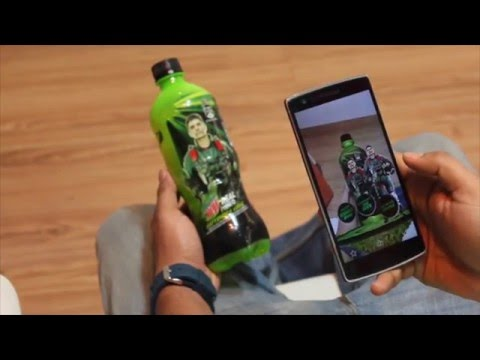 Watch These Mountain Dew 'Heroes' Come to Life with Blippar