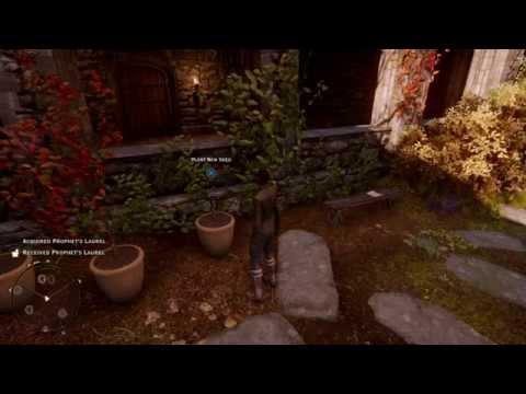 Dragon Age™: Inquisition gardening (fast herb farming and Botanist achievement)