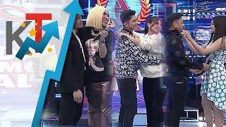Vice, Ion, Vhong, Anne, Jhong at Sanrio, nagpractice ng slow dance para sa ABS-CBN Ball!