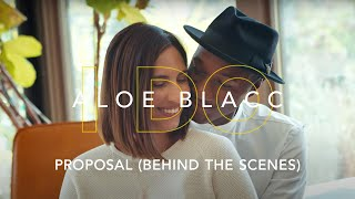 "Aloe Blacc - ""I Do"" Proposal (Behind The Scenes)"