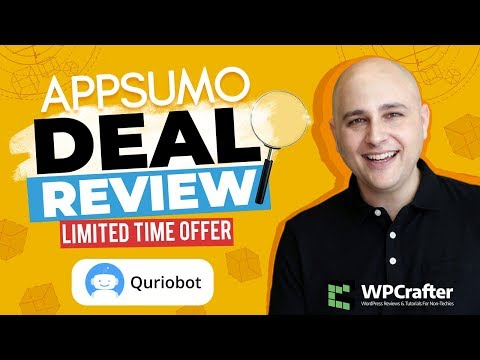 Quriobot Review - Lower Your Bounce Rate & Create A Better Website Experience