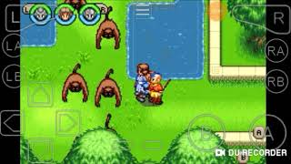 GBA emulator:Avatar the last air bender#12 more puzzle solving