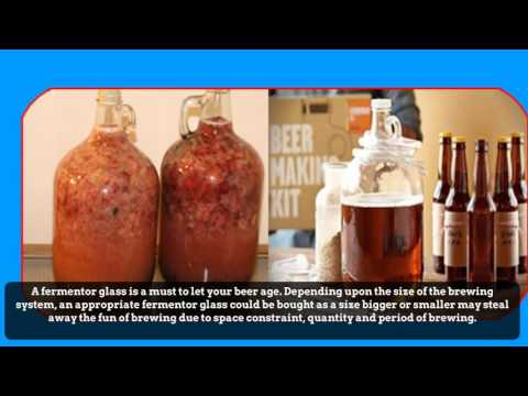 Beer Making Kit - What Equipment Should Be Included? -