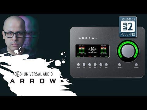 Universal Audio Arrow Review