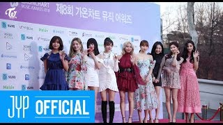 "TWICE TV ""8th Gaonchart Music Awards"""