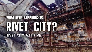 What Ever Happened To Rivet City? An Evidence-based Theory About Rivet City