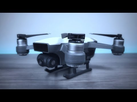 Best Landing Gear Extension for DJI Spark
