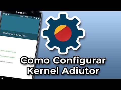 Como Configurar o Kernel Adiutor - Melhor Bateria, Performance e Temperatura