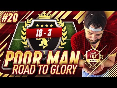 OUR BEST EVER FUT CHAMPIONS RECORD!?!?! - Poor Man RTG #20 - FIFA 18 Ultimate Team