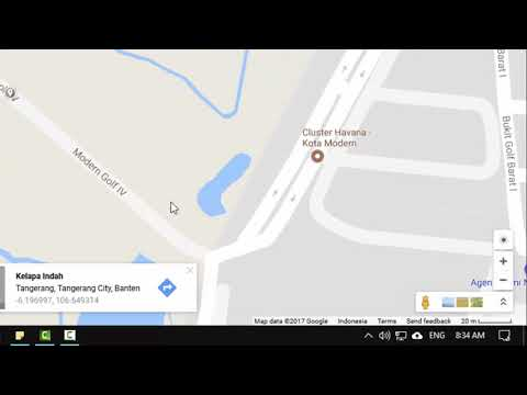 How to change a wrong street name on google maps