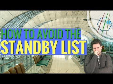 How to Avoid being put on Standby