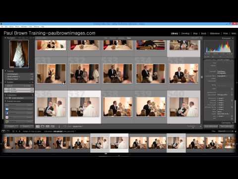 Bulk changing capture times of Images in Lightroom