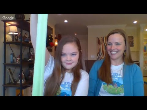 Starting a Business Doing What You Love: 11yr old Kidpreneur Inspires with her Slime Business