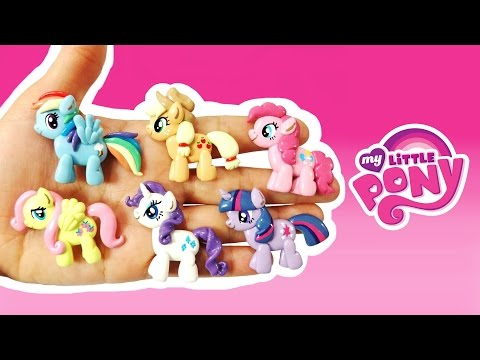 MY LITTLE PONY! Polymer Clay Tutorial