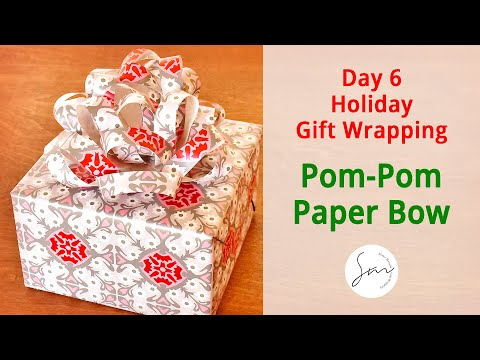Day 6 of 12 Days Gift Wrapping Challenge!